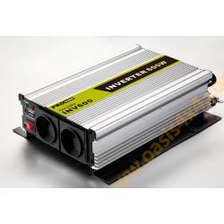 Convertidor de corriente Pro-User 600W