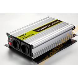 Convertidor de corriente Pro-User 1500W