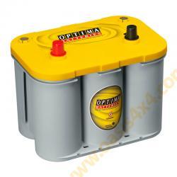 Batería Optima Amarilla 4.2 55ah