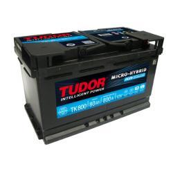 Batería Tudor AGM 80Ah