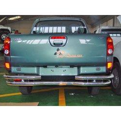 Parachoques Trasero AFN Mitsubishi L200 06-09