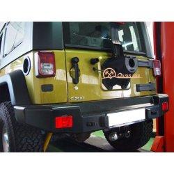 Parachoques Trasero AFN Jeep Wrangler JK