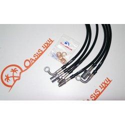 Latiguillos freno metálicos Nissan GR Y60