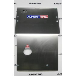 PROTECTORES ALMONT4WD N. TERRANO II (1993-2005)