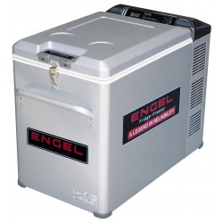 Nevera Engel 41 litros Silver