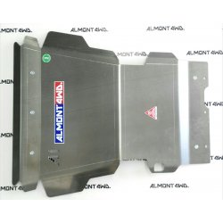 PROTECTORES ALMONT4WD T. HDJ100