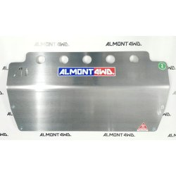 PROTECTORES ALMONT4WD JEEP GRAND CHEROKEE WJ/WG