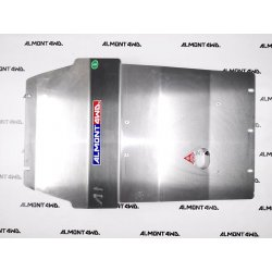 PROTECTORES ALMONT4WD MAZDA BT50 (12-)