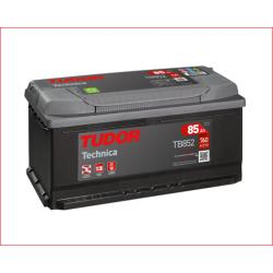 Batería Tudor Technica 85Ah