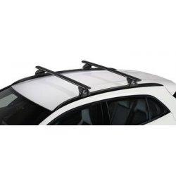 Barras de techo Audi A6 railing integrado