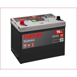 Batería Tudor Technica 70Ah