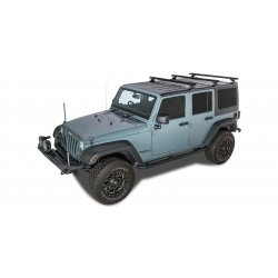 Kit BACKBONE Rhino Rack 3 Barras Wrangler JK