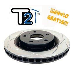 Disco de Freno Trasero DBA Ø350mm J. Wrangler TJ (1998-2007)