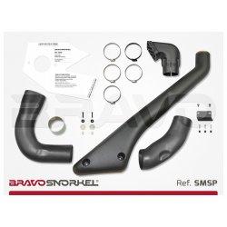Bravo Snorkel Mercedes Sprinter W906 / Volkswagen Crafter (06-18)