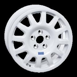Llanta Braid Fullrace T 6.5x15 Blanca