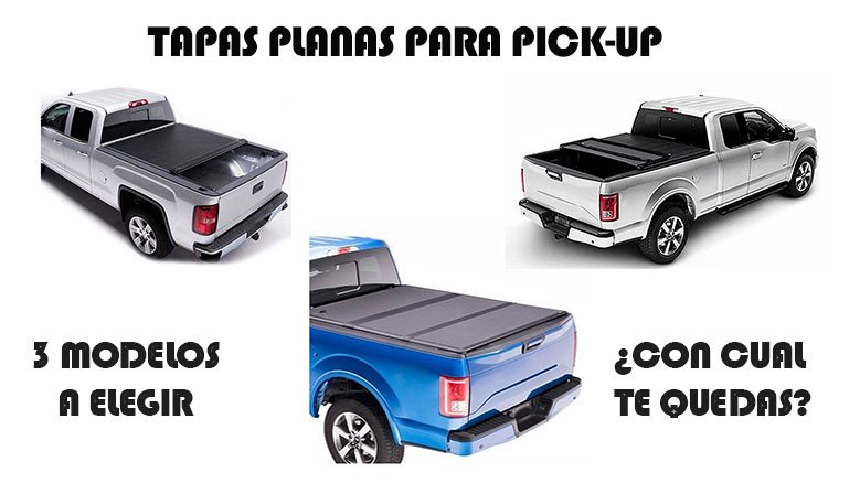 Tapas Planas Pick-up